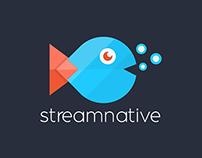 Streamnative - Logo Design