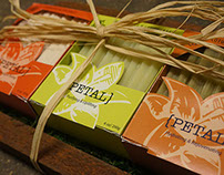 Petal Organic Soap Package