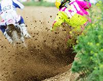 motokrosové závody_2 / motocross race Smrk u Třebíče