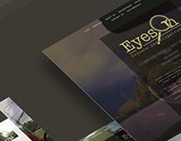 Eyes On P.i. • Identity, UI/UX design