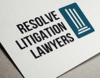 Logo design for a law company
