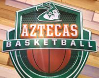 Aztecas UDLAP Basketball 2016