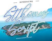 Stthomas Script - Free Demo