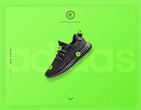 Kudz Footwear Website