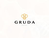 GRUDA - Visual Branding