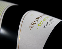 Aromas4U - Wine Label