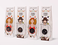 Passionate - Chocolate packaging (3 Collections)