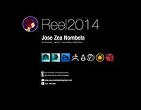 Jose Zea Reel2014