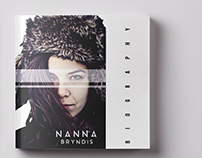 EDITORIAL DESIGN Biography of nanna bryndis