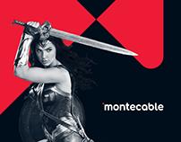 Montecable . Rebranding