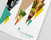 Grupo Patagón rebranding