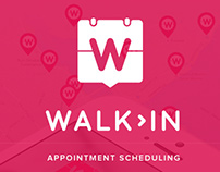 WALK-IN | Mobile App