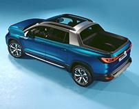 Volkswagen Tarok Concept (2018)