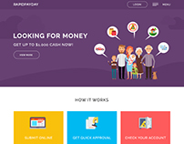 Loan Management | Invocing | Payment | Web Design | UX