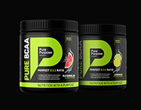 Pure Purpose Nutrition / Brand Identity & Packaging