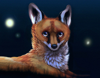 A Fox in the Night