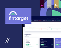 Investment strategy Fintech web Dashboard | UI/UX