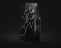 Le Chat Noir - Wine Packaging