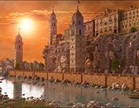 Fantasy Environment.3d