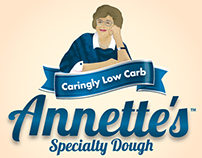 Launching of Annette's Specialty Dough