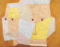 Paul Klee, Two Heads, 1932