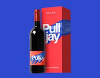 Chaya & Pulljay: Wine Packaging with poetry