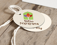 Sitio Narayana - Branding