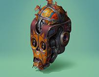 Robot Heads 1