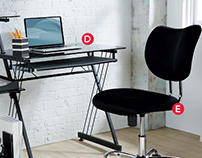 Office Depot - Deck Out Your Dorm Room Online Weekly Ad