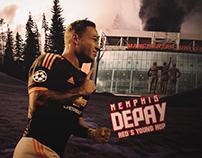 Wallpaper For Memphis Depay