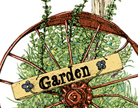 Wheel of Garden