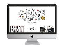 Natalme Website Header