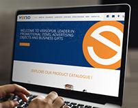 Versopub - Website Design