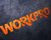 WorkPro Logo Design