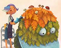 Leaf Monsters