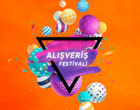 Alışveriş festivali 2018