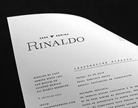 Rinaldo by Casa Armida