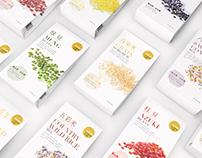 Ogranic Crop - Branding Design
