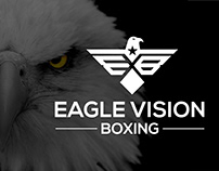 Eagle Vision Boxing Logo