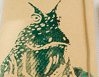 Frog | magiclamp notebook