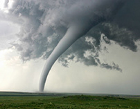 What to do when a tornado attack