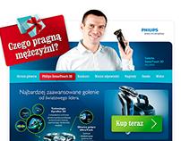 Philips Polska - various designs