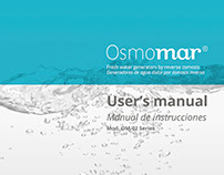 Osmomar User Manual