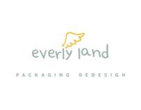 everly land / 包裝規劃設計