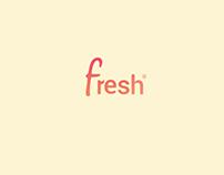 Fresh Brand Identity