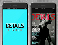 Details Finder App