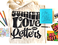 Summer of Love for Letters