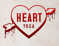 Trick or Trap - Halloween Event Poster - HeartYoga