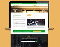 Corporate Responsive Website