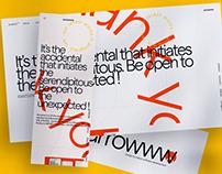 Arrowww. Website for digital studio v16. Craft no.24
